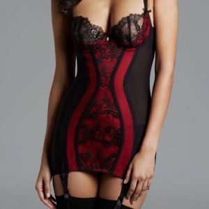 FITTED CHEMISE - NWT